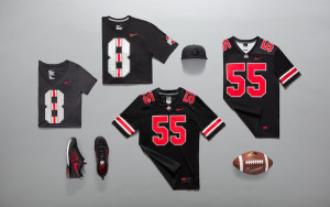 black jerseys