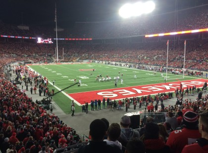 The Horseshoe should be rocking again at night.